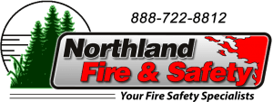 northland fire safety logo