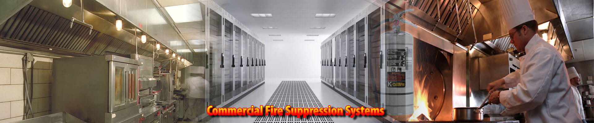 commercial fires suppression systems