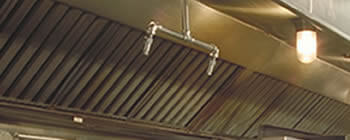 Ansul Piranha restaurant fire suppression system
