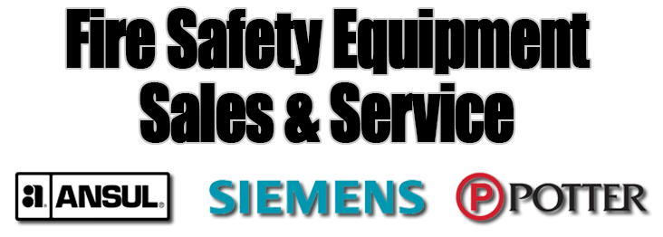 fire safety equipment sales and service
