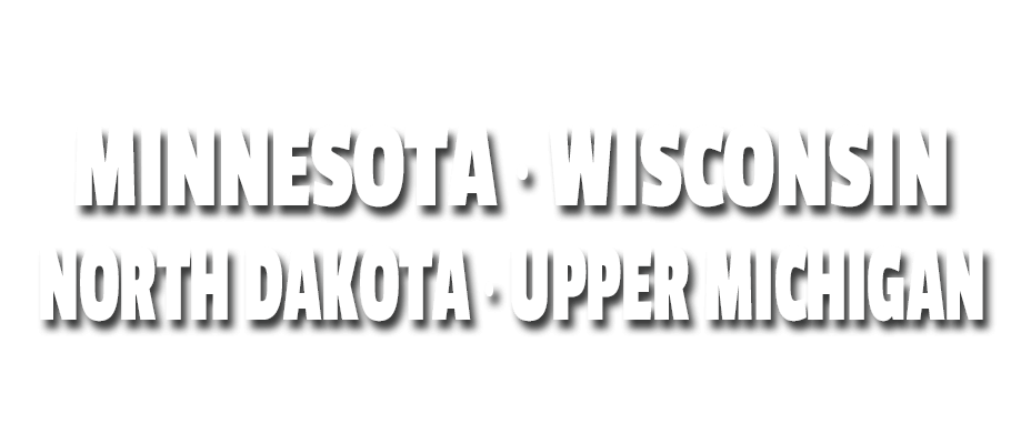 minnesota wisconsin north dakota upper michigan