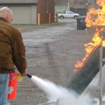 extinguisher training course