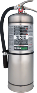 ansul clean guard extinguisher