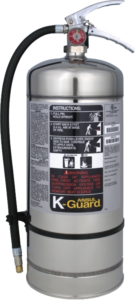 ansul k guard extinguisher