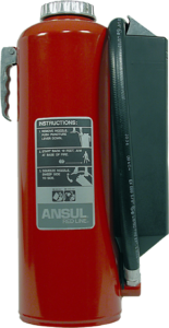 ansul red line extinguisher
