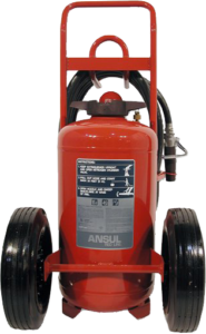 ansul red line wheeled extinguisher